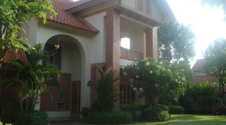 Chiang Mai Villa 4407 Front View