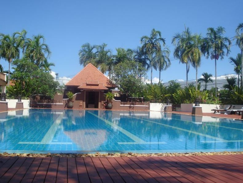 Chiang Mai Villa 4407 Lounge area