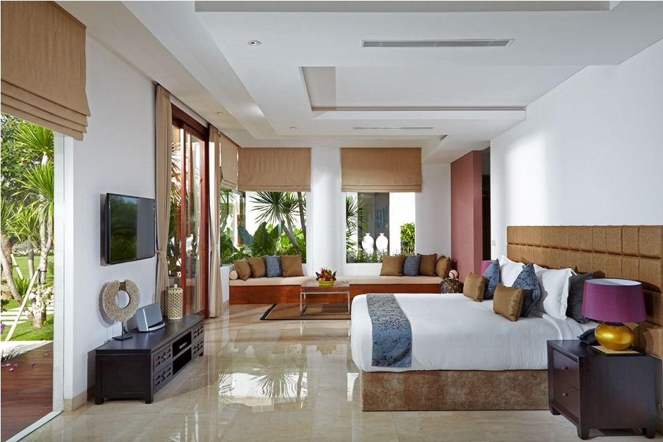 Seminyak Villa 3506 Bedroom One