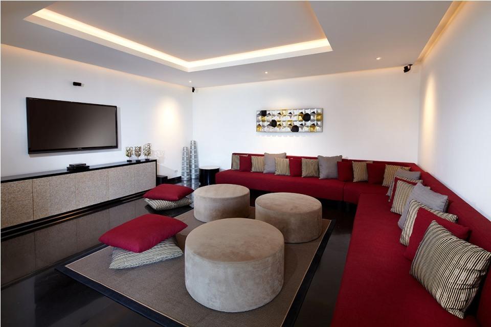Seminyak Villa 3506 Dedicated Media room