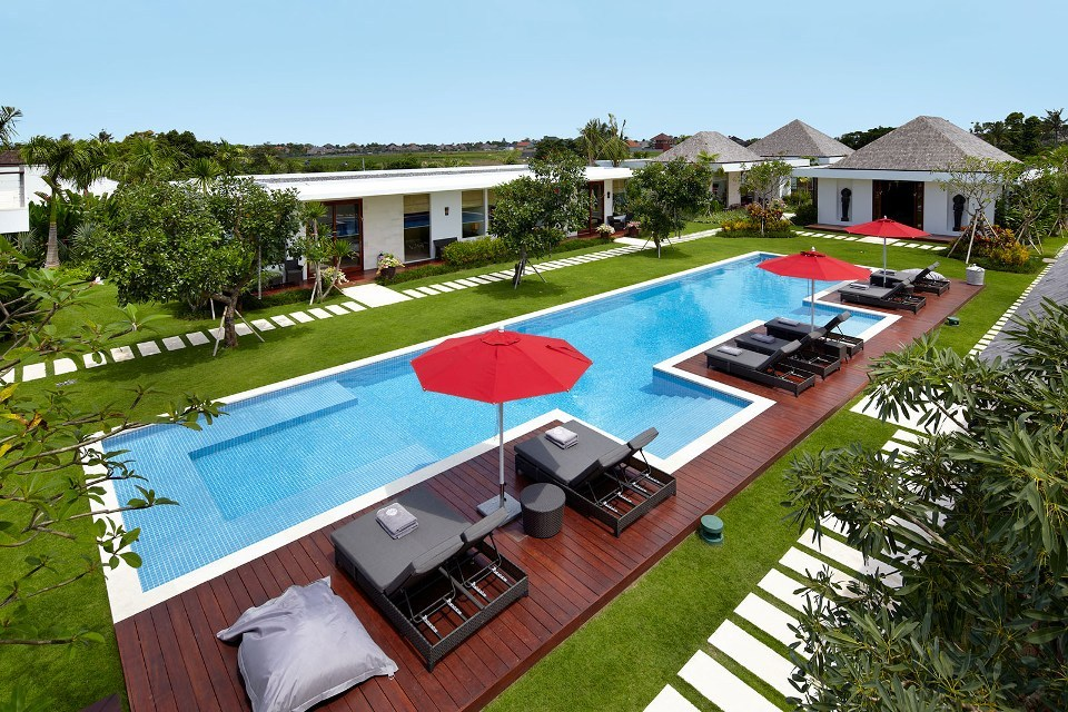 Seminyak Villa 3506 - a luxurious nature escape to your family