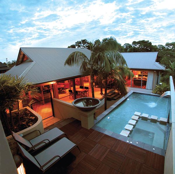 Byron Bay Villa 535 - romantic villas
