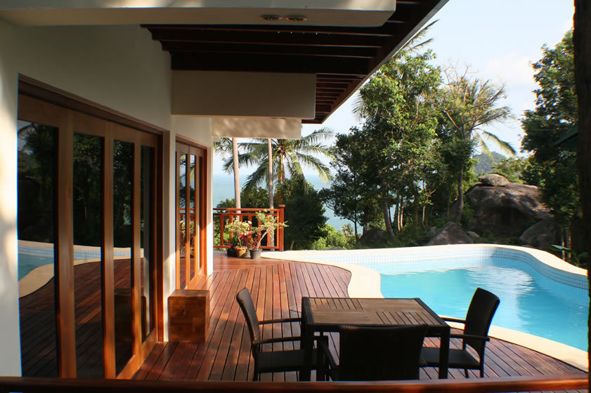 Koh Phangan Villa 4165 - laid back atmosphere and unspoilt surroundings
