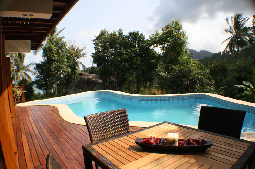 Koh Phangan Villa 4165 - situated on the peaceful and idyllic north coast of the island