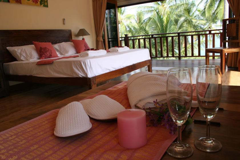 Koh Phangan Villa 4165 - spacious bedrooms