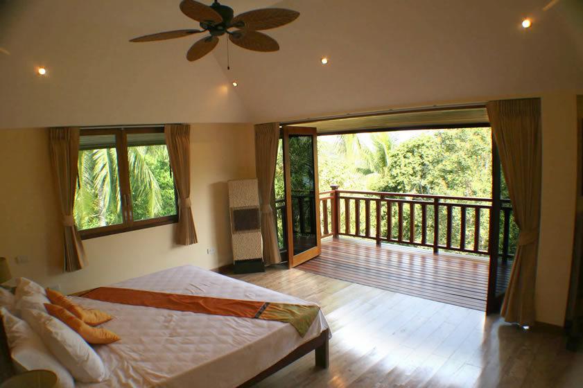 Koh Phangan Villa 4165 -  villa contains 4 large spacious bedrooms
