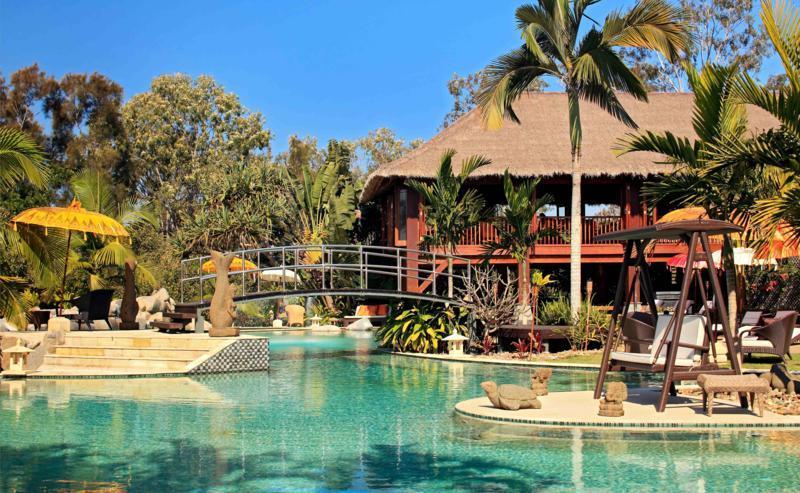 Noosa Villa 505 Lagoon Pool 3
