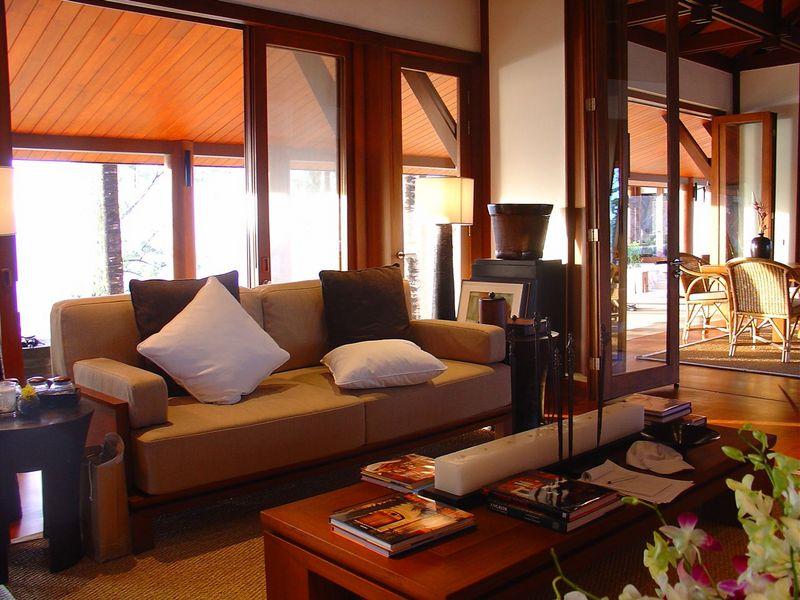 Phuket Villa 402 living areas