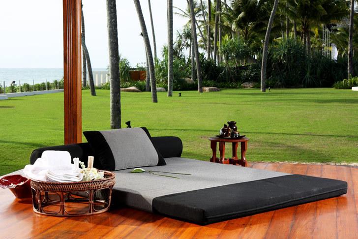 Phuket Villa 4435 - gardens and relax area