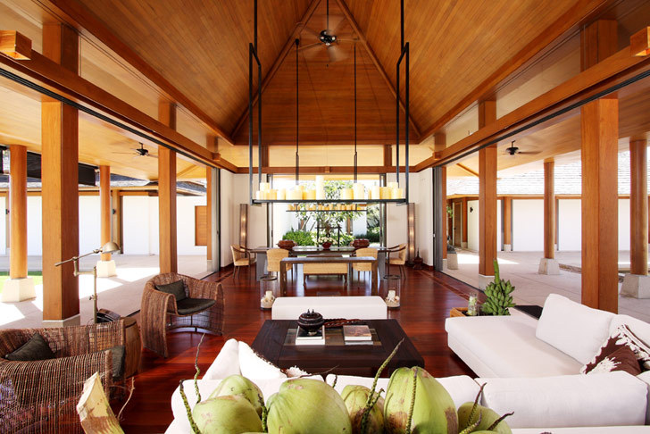 Phuket Villa 4435 - Custom designed furniture