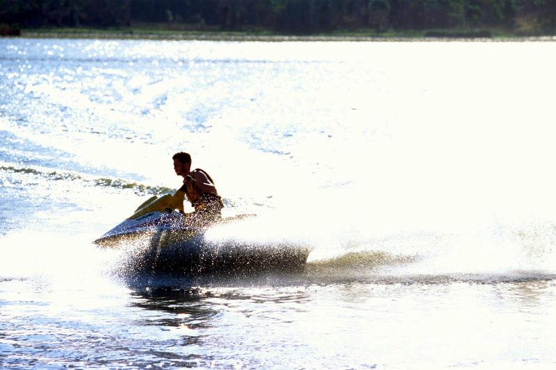 Queensland Villa 516 Jet Ski