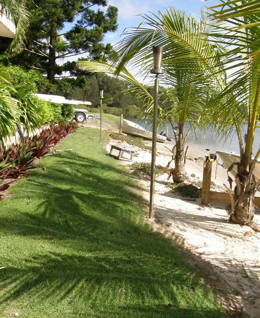 Queensland Villa 519 - Tropical Planting