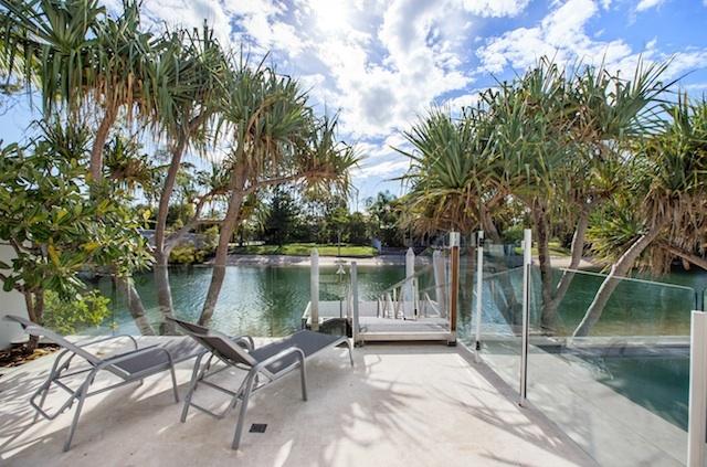 Queensland Villa 565 Canal