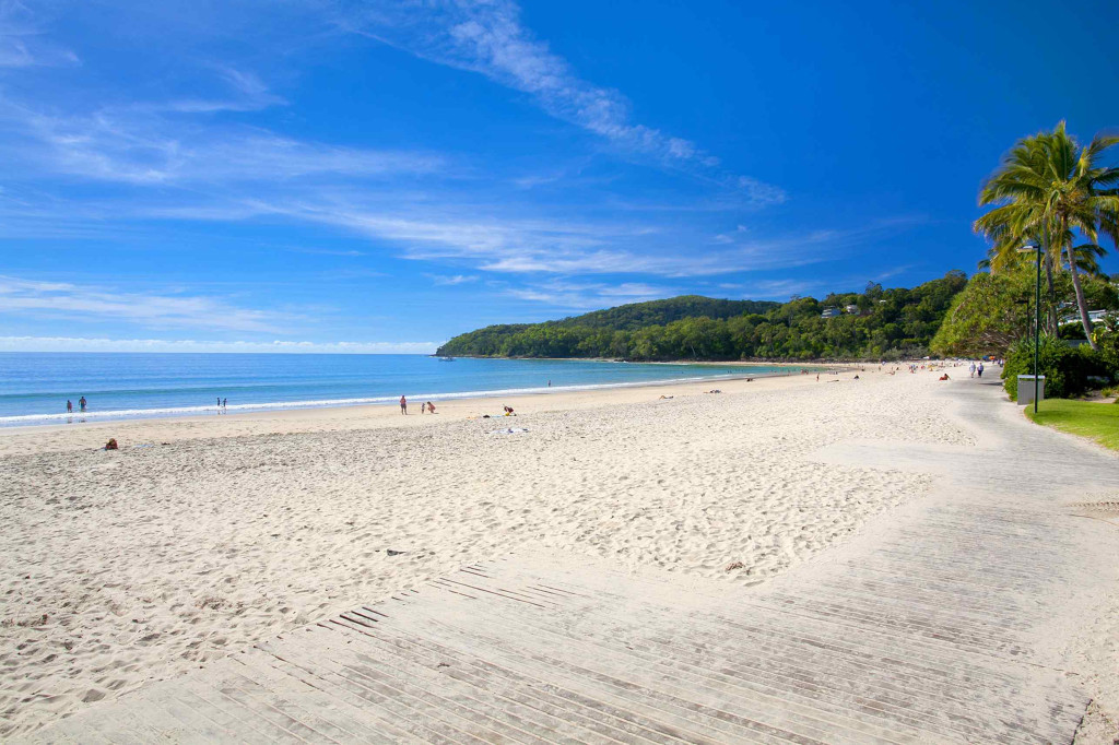 Queensland Villa 5302 - beautiful beach right at your doorstep is the main draw-card