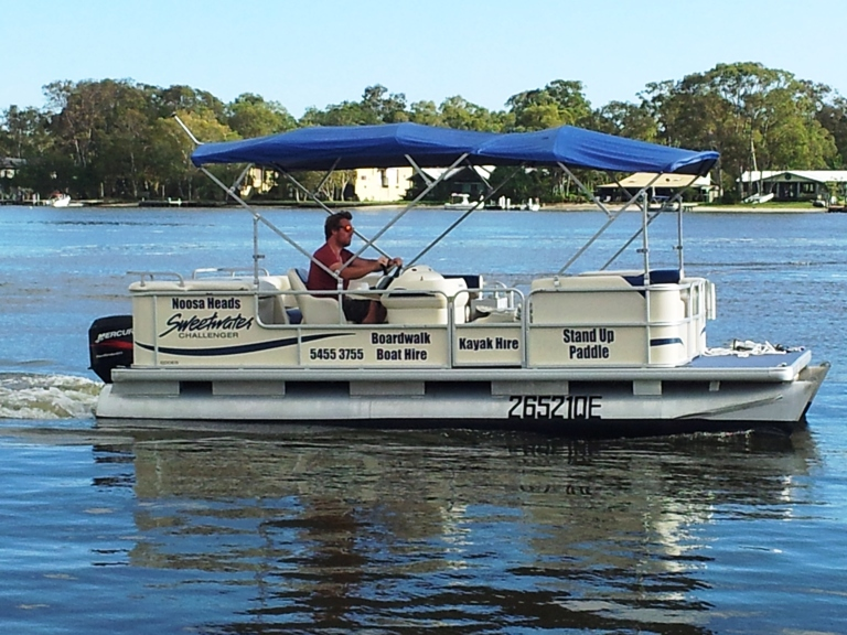 Noosa Heads Boat Hire