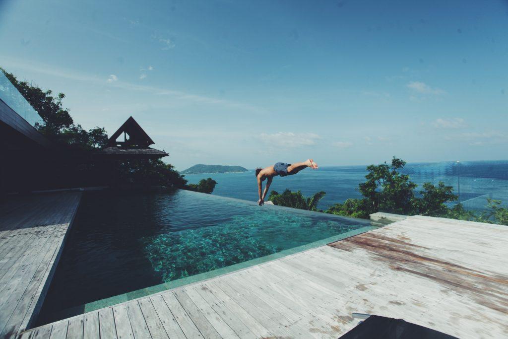 Jay Alvarrez and Alexis Ren Villa 4227, Phuket, Villa Getaways, Luxury Vacation