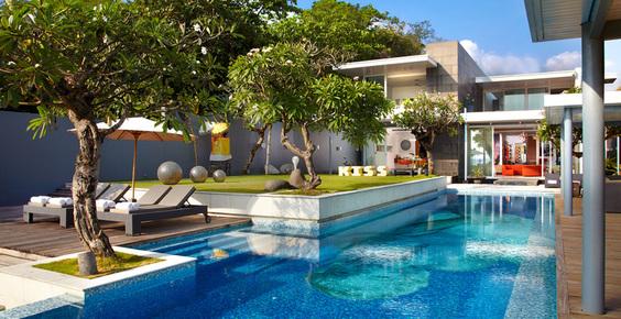 family villa with pool in seminyak bali villa getaways