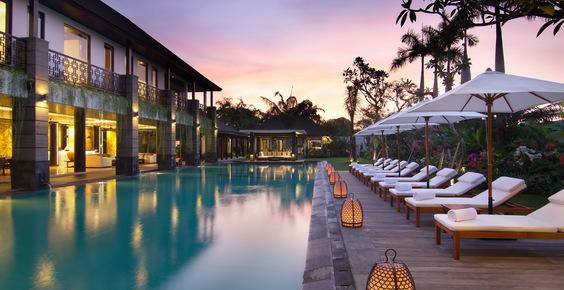 Villa Getaways, Seminyak Villa for families, Bali
