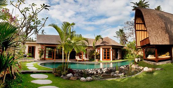 Villa Getaways, Family Villas, Seminyak Bali with pools