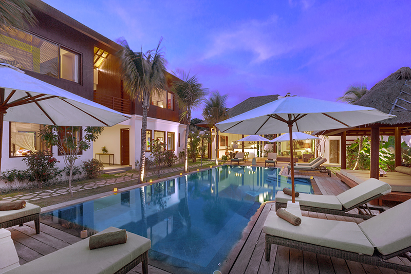 Villa 3655 Seminyak Villa for Groups