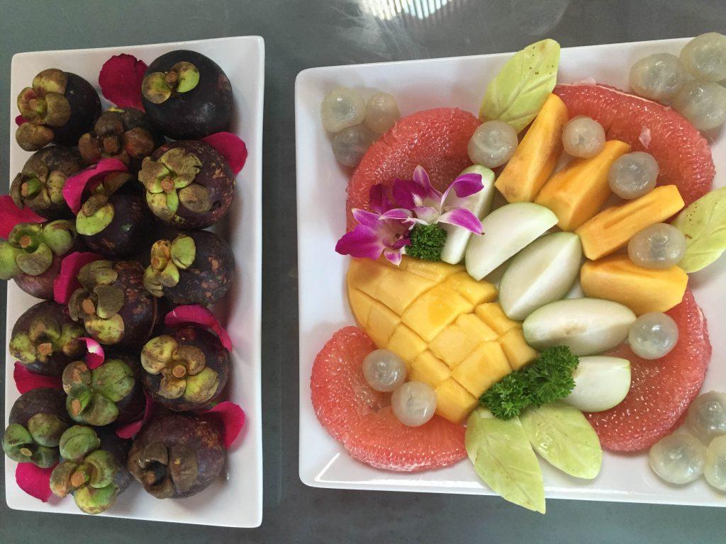Food at Villa Talay Singh in Surin (Villa 422) in Surin