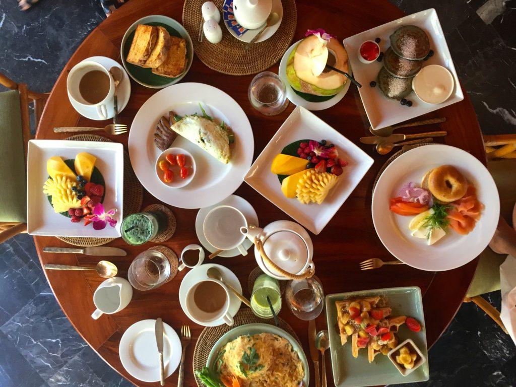 Amanpuri cuisine - villa Getaways