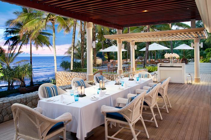 Seafood At Trisara Naithon Beach - Villa Getaways
