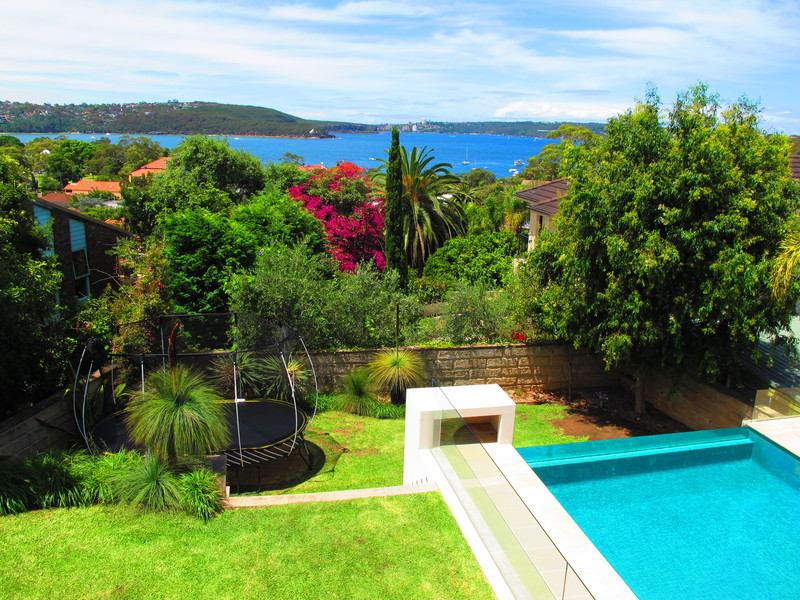 Balmoral Beach Villa 586  Pool with View