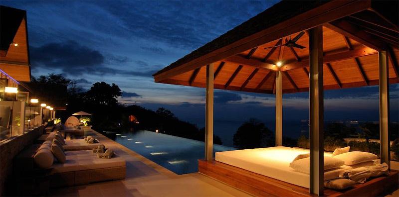 Phuket Villa 4195 Cabana style