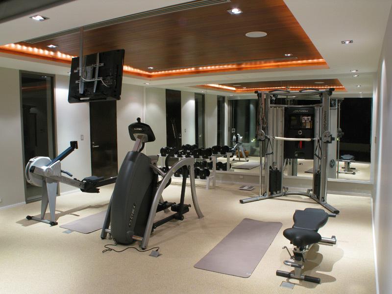 Phuket Villa 4195 Modern Gym