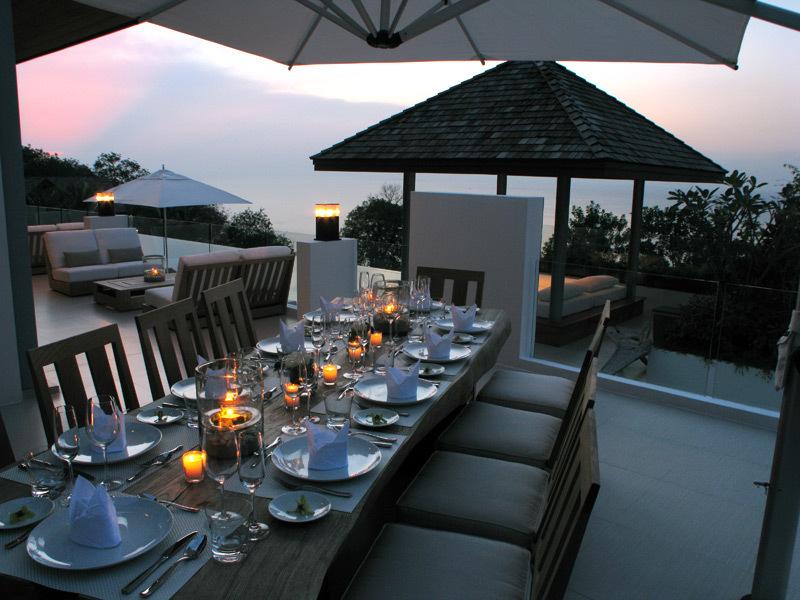 Phuket Villa 4195 Dining 2