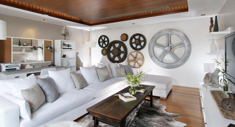 Phuket Villa 4195 Living Room 3