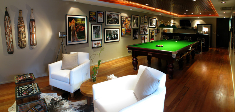 Phuket Villa 4195 Snooker