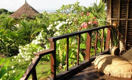 Seminyak Villa 308 Balcony Lombok House
