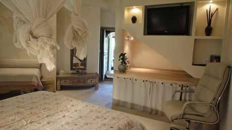 Seminyak Villa 308 Bali Pavilion Bedroom
