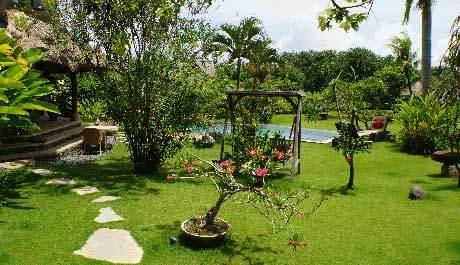 Seminyak Villa 308 Bali Pavilion Garden
