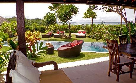 Seminyak Villa 308 Dining and Outdoor furnitures
