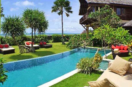 Seminyak Villa 308 Pool