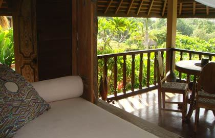 Seminyak Villa 308 Timor Pavilion Terrace