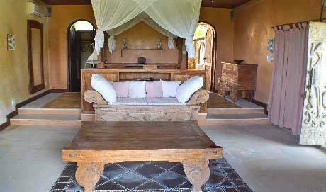 Seminyak Villa 308 Toraja Bedroom area