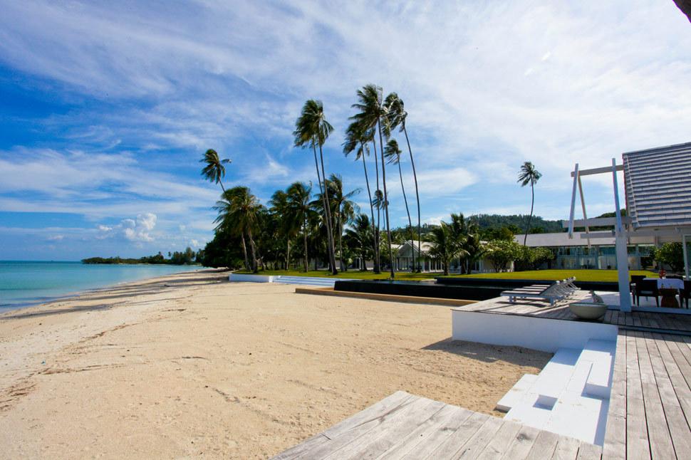 Koh Samui Villa 4356 BeachFront