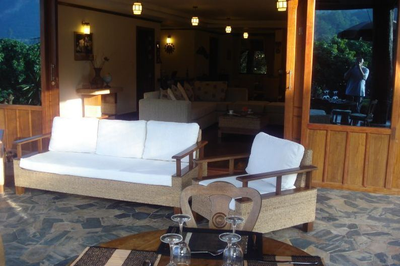 Chiang Mai Villa 4407  al fresco dining