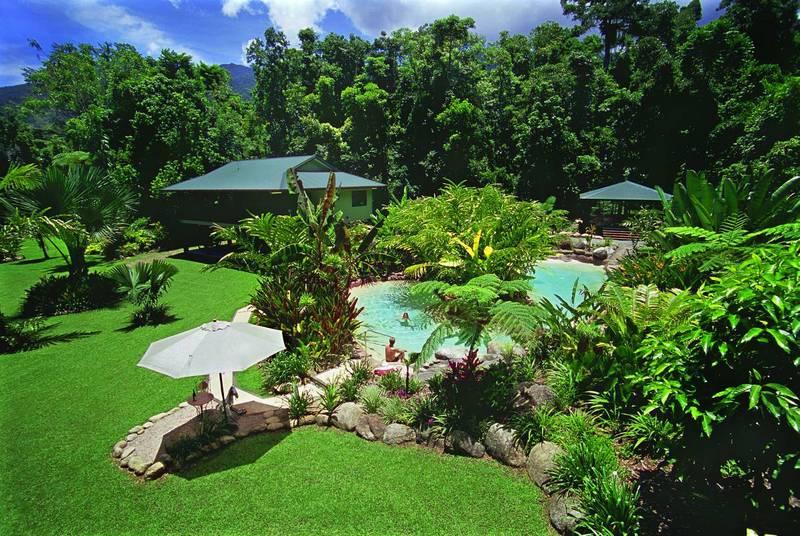 Backyard Getaways Brisbane : Asola Landscape design gold coast qld