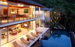 Kamala Villa 4403 Lounging besides pool