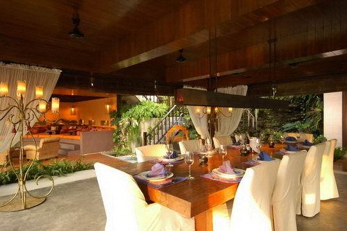 Pattaya Villa 4211 Dining Pavilion