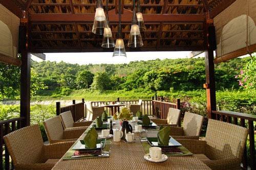 Pattaya Villa 4211 Dining Sala 2