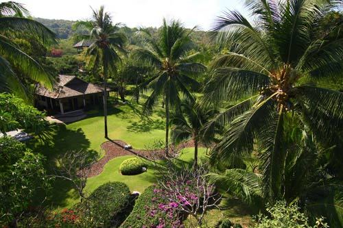 Pattaya Villa 4211 Green garden
