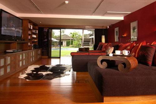 Pattaya Villa 4211 Lava Lounge
