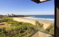 Sydney Villa 507 View of Beach from Balcony