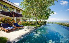 Jimbaran Villa 376 Poolside Lounging